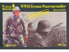 Caesar Miniatures 1/72 7715 WWII German Panzergrenadier (Kursk 1943)