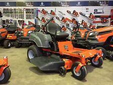 LOW HOUR Husqvarna Zero Turn Ride On Mower, V-Twin Engine, 46in *RRP $5999 New*