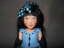 """Pierrette"" Helen Kish Doll, Used, Very Good  Condition"