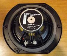 """Bowers & Wilkins B&W BZ200 16 Ohm 8"""" Woofer ~ 1986 DM330 DM220"""