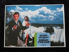 Moonraker lobby stills  - Roger Moore, James Bond 007