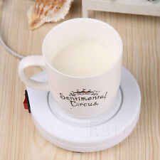 Office House Use Electric Warmer Cup Coffee Milk Heating Pad AC 110V Gayly