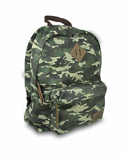 NEW DICKIES CLASSIC CANVAS BACKPACK / BAG AUTHENTIC - WASHED CAMO - $60 RETAIL