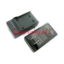 Battery Charger For Panasonic Lumix DMC-FZ7GK DMC-FZ8 DMC-FZ8EB-K DMC-FZ8EB-S