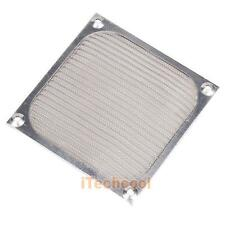 NEW 120mm Aluminum Dustproof Cover Dust Filter for PC Cooling Chassis Fan #T1K