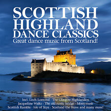 Scottish Highland Dance Classics - Various Artists (2CDs) Neu