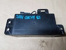 2014 CHEVY SS ONSTAR LITHIUM ION BACK UP BATTERY PACK 198855