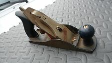 """STANLEY HANDYMAN Hand PLANE USA 9""""? # H1204 Woodworking Needs cleaning"""
