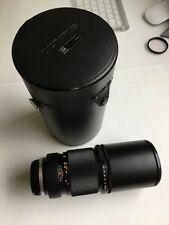 !SALE!Olympus Professional F.Zuiko 300mm f4.5 Super-Telephoto Lens, Caps, Case.