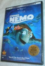 Finding Nemo (DVD, 2003, 2-Disc Set), New & Sealed, Hard To Find Classic, Great!