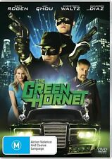 THE GREEN HORNET (DVD Movie) Region: 4 PAL