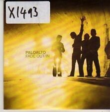 (CM464) Paloalto, Fade Out/In - 2002 DJ CD
