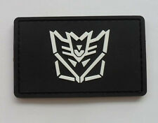 Hot Transformers PVC RUBBER VELCRO PATCH    SJK    21