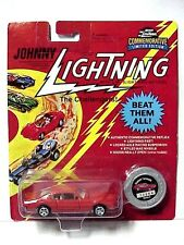 Johnny Lightning The Challengers Custom Toronado red color w/series # 2 coin
