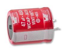 Condensadores-aluminio electrolítico-Cap ALU Elec 82UF 450V Snap-in