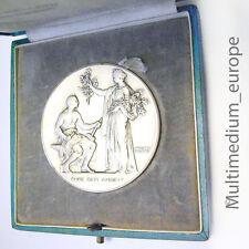 Jugendstil Verdienst Medaille Industriellen verbandes Ehre der Arbeit C. Pöllath