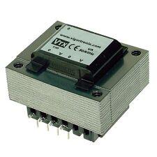 PCB red de doble entrada 230v Transformador 2x115v VAB 6v +6 v Montaje Pcb Twin primaria