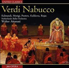 Verdi; Nabucco, New Music