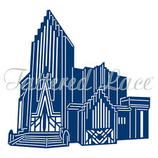 New Tattered Lace 'ART DECO CHURCH' DIE - TLD0010 - FREE 1st Class UK P&P