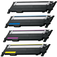 4 Pack Color CLT-409S Toner for Samsung CLX-3170 CLX-3175 CLX-3175FN CLX-3175FW