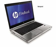 HP ELITEBOOK 8460p Intel I5 2x 2,5GHz 4GB 250GB DVD Bluetooth Win 7 Pro