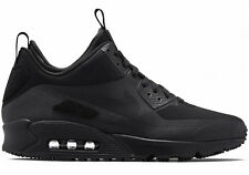 NIKE AIR MAX 90 SNEAKERBOOT SP PATCH BLACK Gr.42 US 8,5 ice 704570-001 cork usa