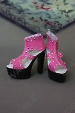1/3BJD Boots/Shoes Supper dollfie SD Luts Pink new #96-1