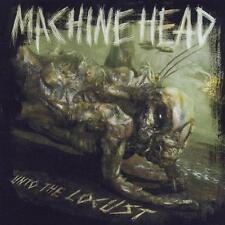 CD MACHINE HEAD - UNTO THE LOCUST