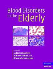NEW Blood Disorders In The Elderly BOOK (Hardback) Free P&H