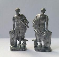 Metallfiguren Soldatini Kinder Romano 3 zinco SCAME