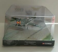 Corgi Aviation P51D Mustang Kit Carson AA32207 1:72 NEW