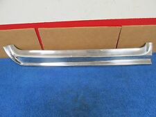 1966-67 FORD FAIRLANE  LH  A PILLAR TRIM MOULDING  NOS FORD  1115