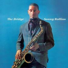 CD SONNY ROLLINS THE BRIDGE WITHOUT A SONG YOU DO SOMETHING TO ME GOD BLESS THE