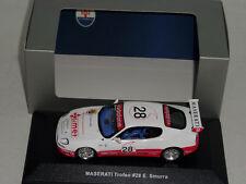1/43 IXO Maserati Grand Sport Troffeo  Car #28 E.Smurra