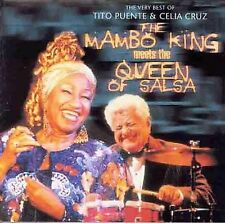 MAMBO KING MEETS THE QUEEN OF SALSA NEW CD
