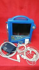 GE Patient Monitor Dinamap Pro 1000 ECG Temp NIBP SPO2 1 Yr Warraty Recorder