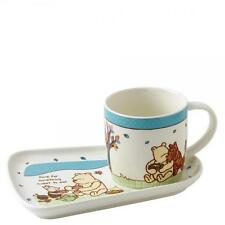 Classic Pooh ** MUG AND PLATE SNACK GIFT SET A27040