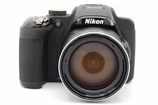 Nikon Coolpix P610 16MP 3''SCREEN 60x ZOOM DIGITAL CAMERA - BLACK