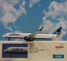 Herpa Wings 1:500 Airbus A321  JetBlue N903JB  527811