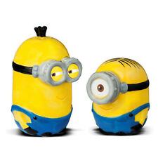 Minions Salt and Pepper Shakers In Ceramic Brand New box set