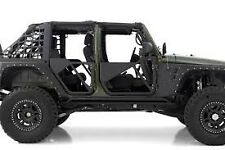 Smittybilt SRC Tubular REAR DOORS 07-15 JEEP WRANGLER JK 4 Door, 76792