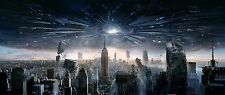 INDIPENDENCE DAY RESURGENCE BANNER TEXTLESS ROLAND EMMERICH NEW YORK