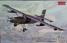 RODEN® #449 Pilatus PC-6 B2/H4 Turbo Porter in 1:48