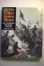 Die Völker läuten Sturm europäische Revolution 1848/49 von 1997