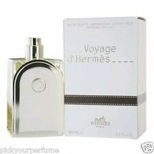Voyage d'Hermes by Hermes, 3.4 oz EDT Refillable Spray Unisex NEW