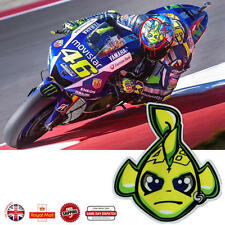 Valentino Rossi 46 Misano peces Laminado Reflectantes 3m calcomanías Sticker 110mm f233