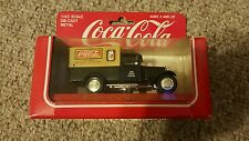 Coca Cola 1979 Rare Citroen C4F Fourgon Model Truck