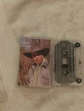 Garth Brook Cassette Tape 1989 Not Counting You