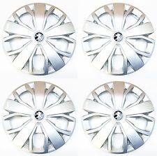 "Four New Genuine 16"" Peugeot Boxer MAXI Wheel Trims Van Motor home 1374694080"