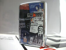 RARE Zippo Windproof Collectible Lighter The 70's HP Chrome 2007 NEW